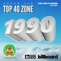 Artwork for #23 - ENTER THE TOP-40 ZONE: 1990