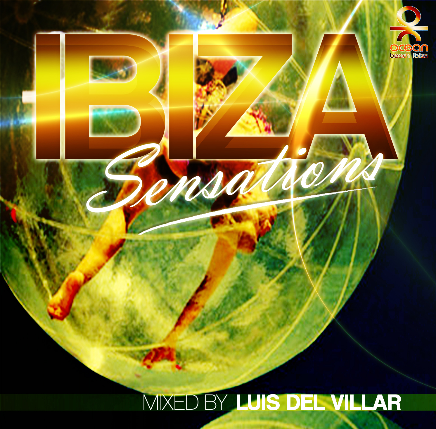 Artwork for Ibiza Sensations 151 December in The Netherlands