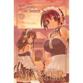 Episode 46: He Is My Master Volume 2 by Mattsu and Asu Tsubaki
