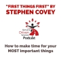 "Artwork for ""First Things First"" by Stephen Covey"