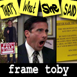 "Episode # 56 -- ""Frame Toby"" (11/20/08)"