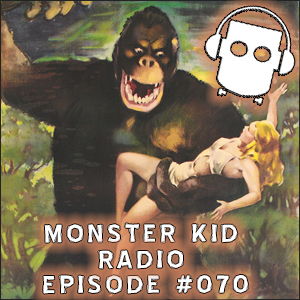 Monster Kid Radio #070 - A chat with Frank Dietz (Long Live the King, Beast Wishes) Part Two & Feedback