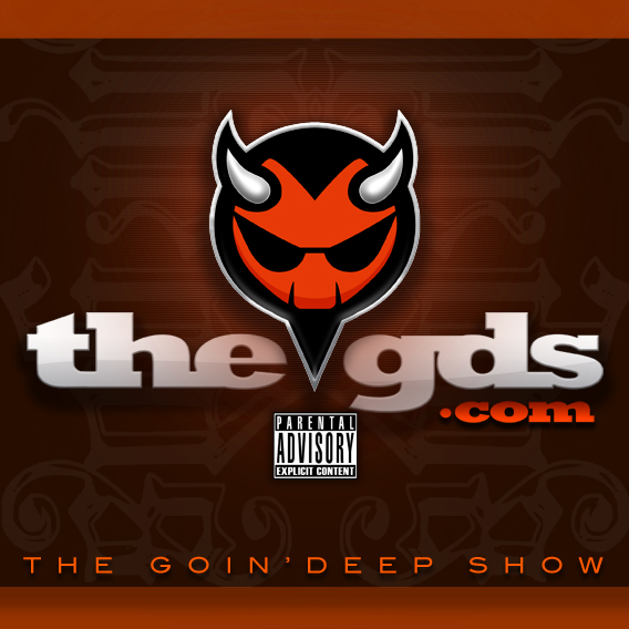 Artwork for Goin' Deep Show 372: The Blonde with 2 mexican kids