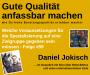 Artwork for #59 Wie Du gute Beratungsqualität erlebbar machst - Interview mit Daniel Jokisch