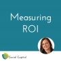 Artwork for 103: Measuring ROI with Lori Highby