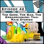 Artwork for The Good, the Bad & the Embarrassing: Thai Maid Stories [Season 3, Episode 42]