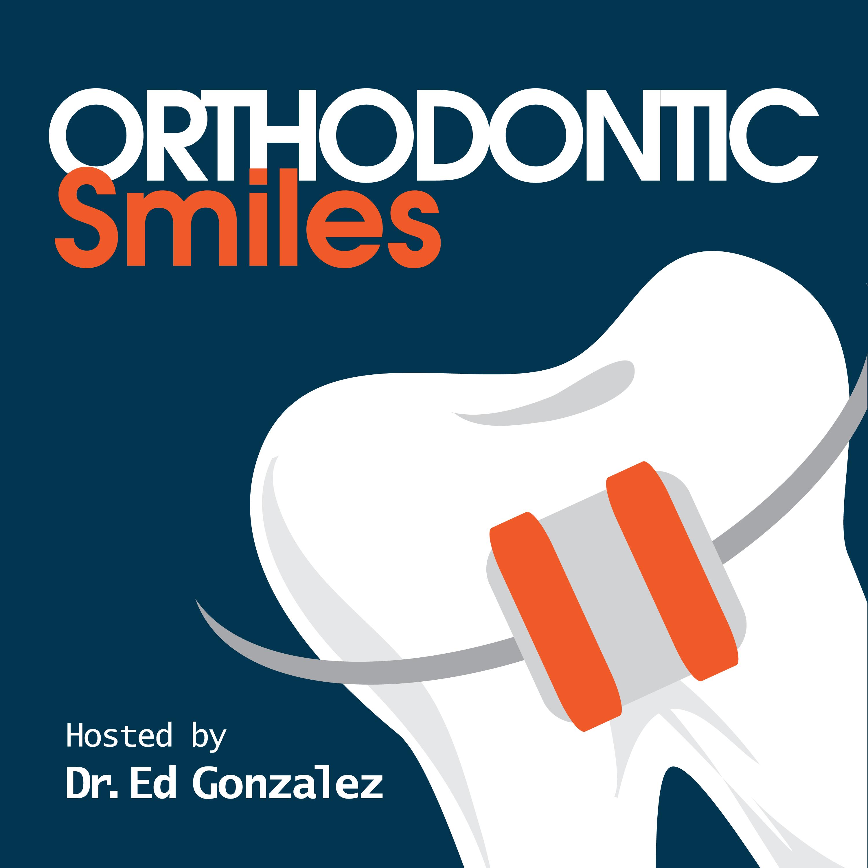 Orthodontic Smiles Podcast show art