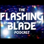 Artwork for The Flashing Blade Podcast 1-141 Doctor Who Podcast