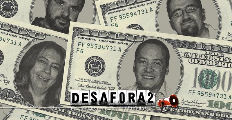 Artwork for Episodio 99 - Dinero para el teatro