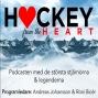 Artwork for  Hockey from the Heart - Niklas Wikegård