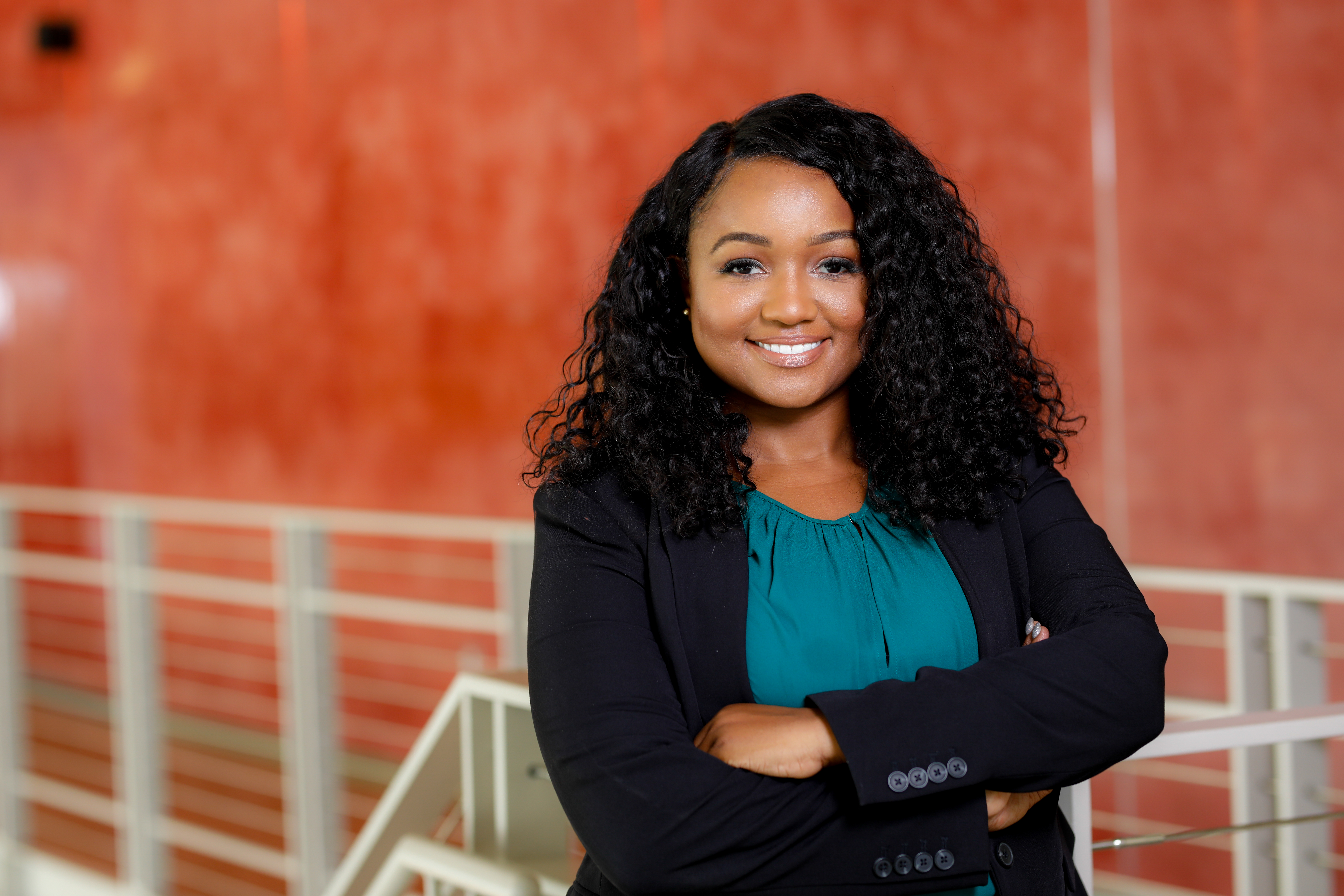 Janelle Manuel, UT Dallas MBA'17, MS'17