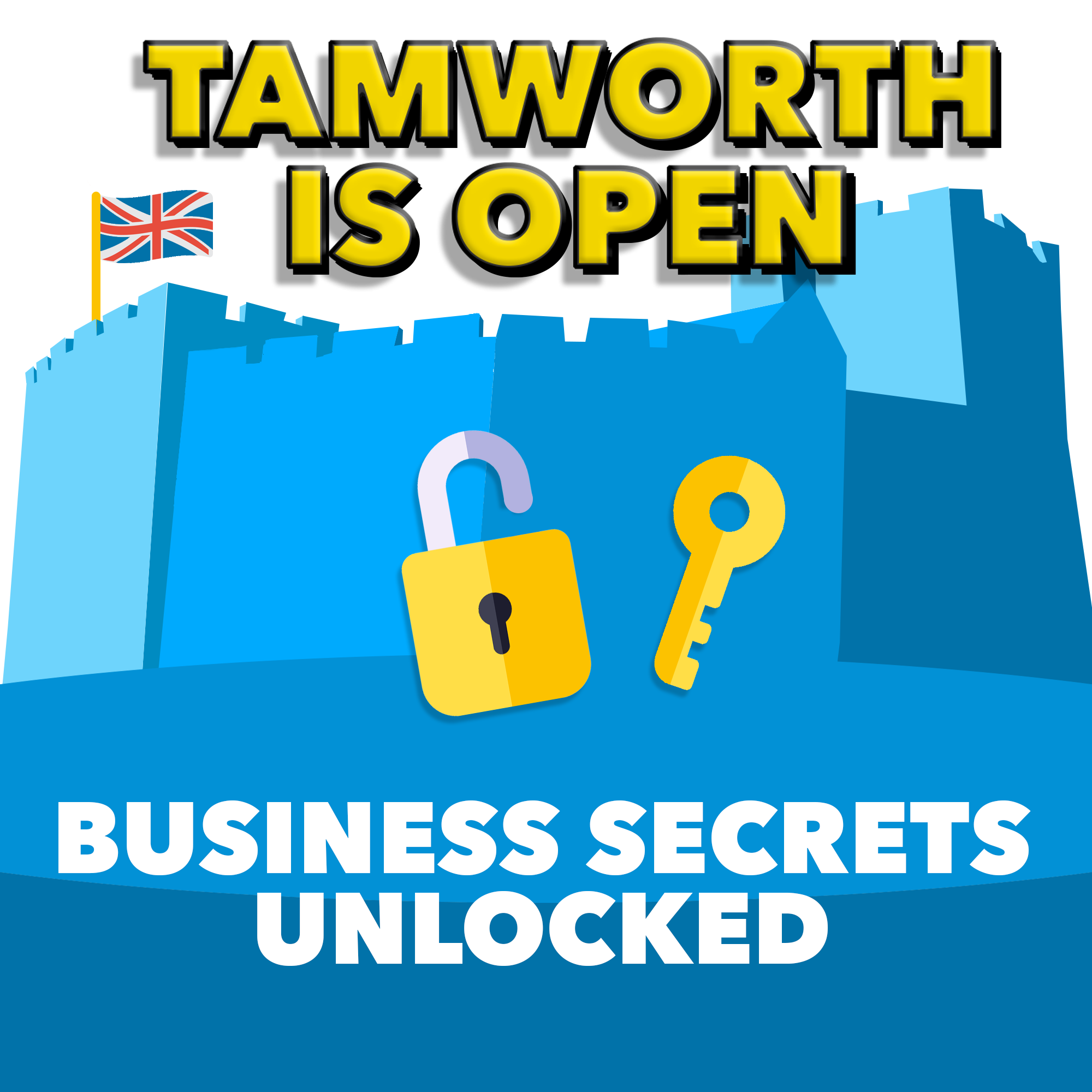 Tamworth Is Open: Business Secrets Unlocked show image