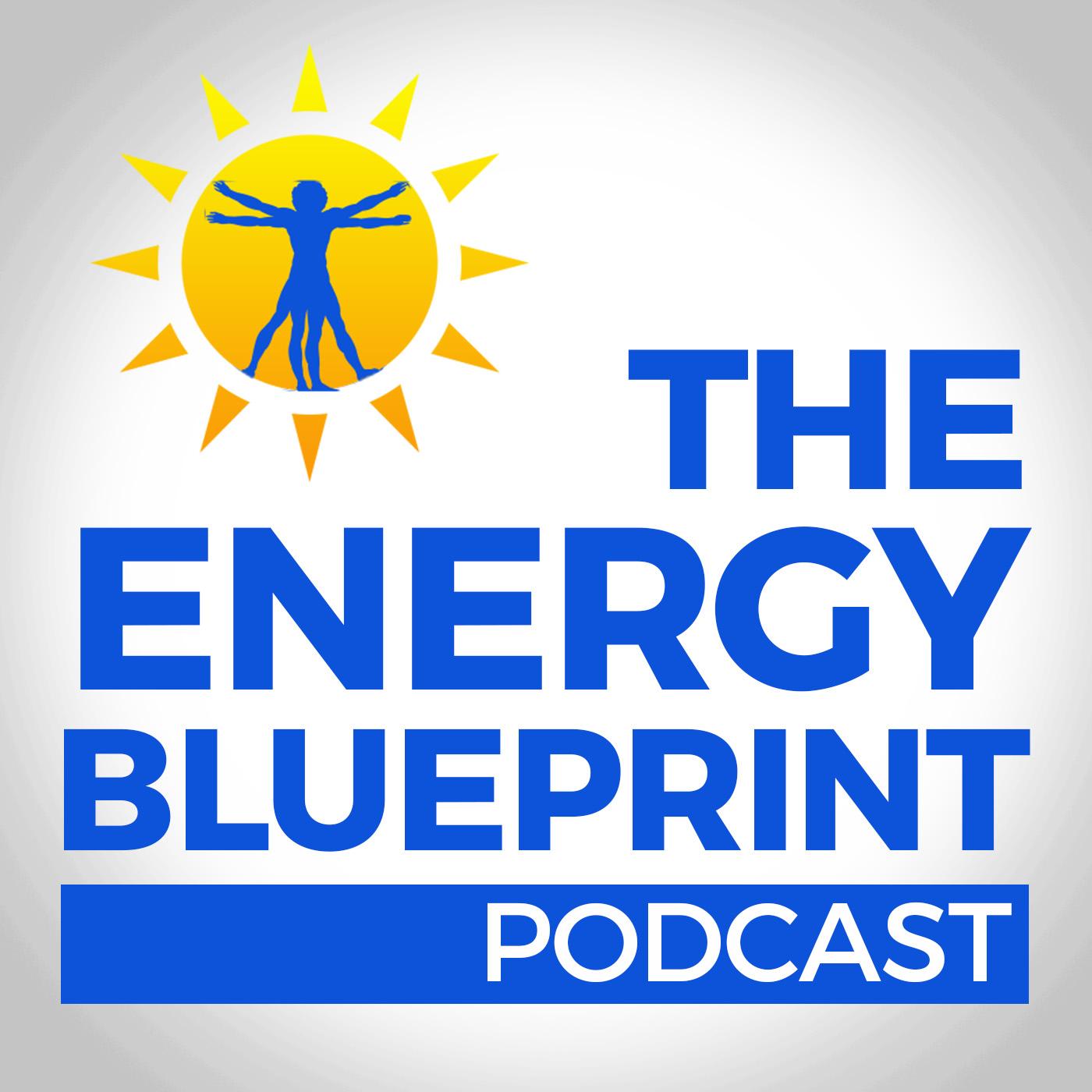 The Energy Blueprint Podcast show art