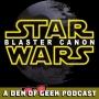 Artwork for Star Wars Blaster Canon 14: Rian Johnson Trilogy, Live-Action Show, Leia: Princess of Alderaan