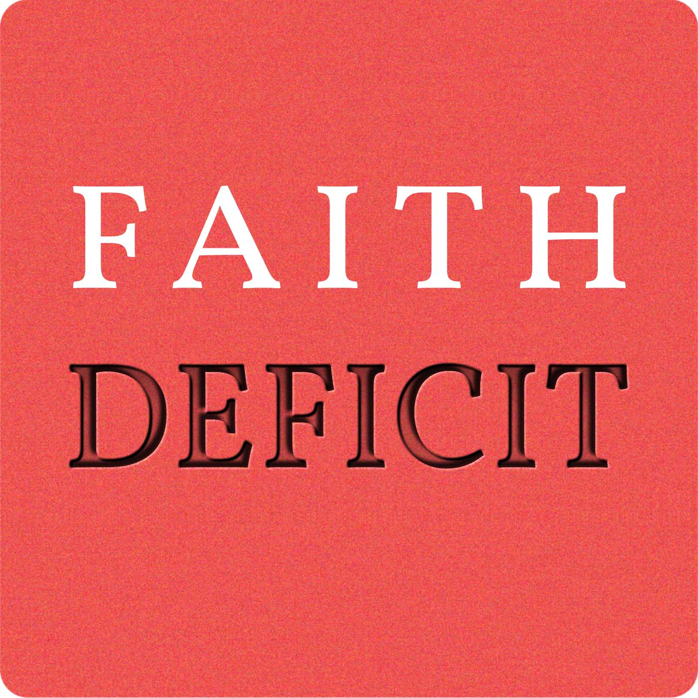 Faith Deficit show art
