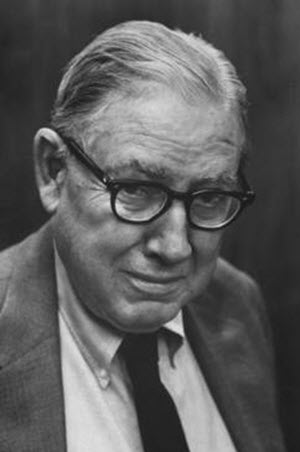 Ogden Nash - A Portrait of the Artist as a Prematurely Old Man