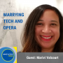 Artwork for Marrying Tech and Opera