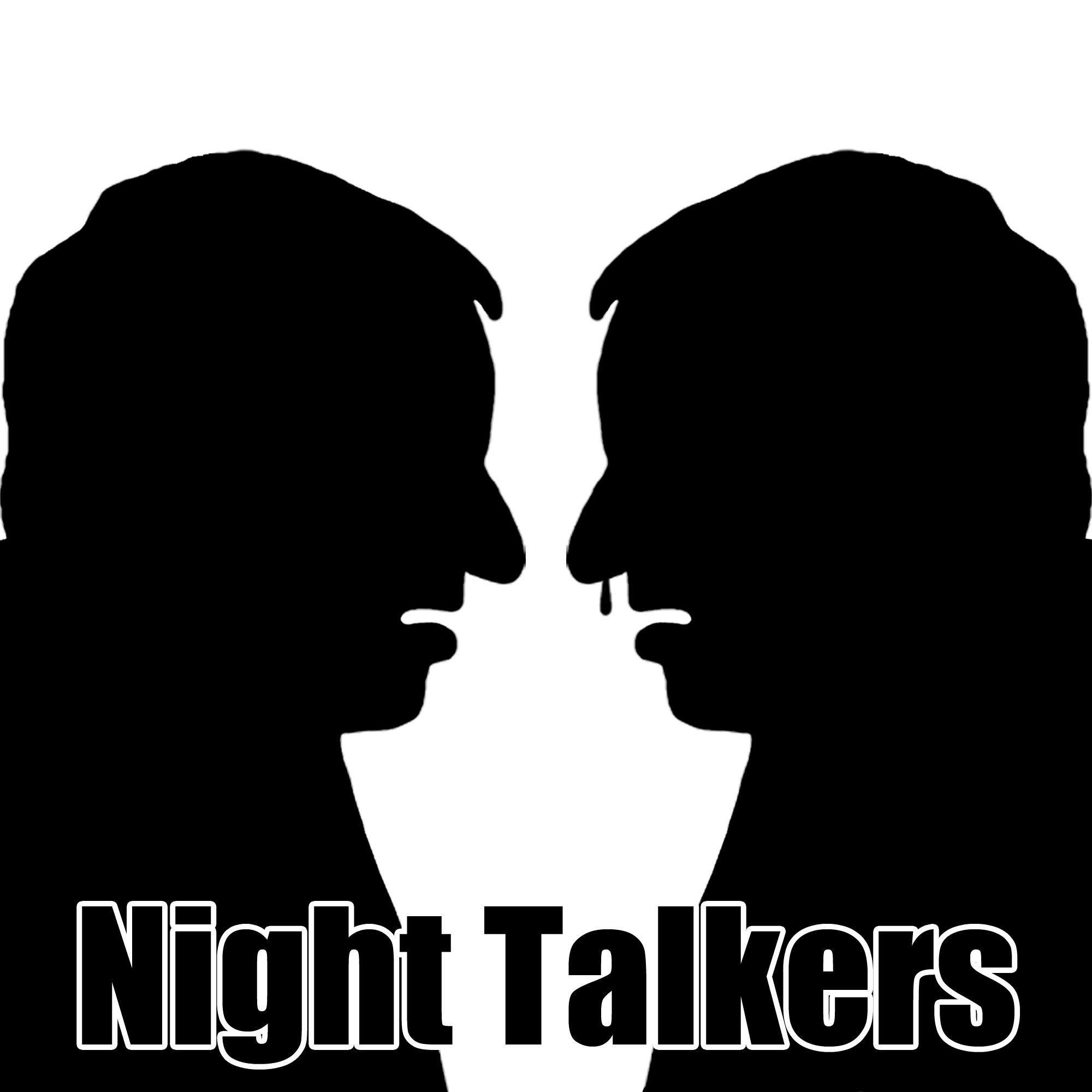 Night Talkers show art
