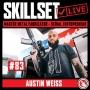 Artwork for Skillset Live Episode #83: Austin Weiss