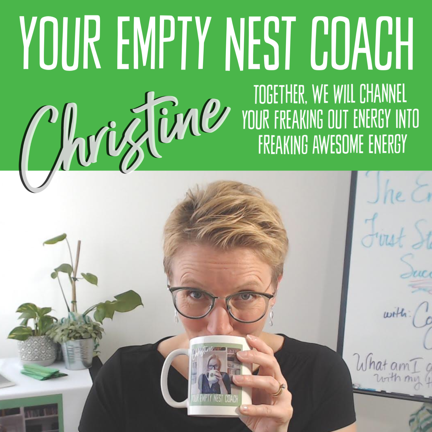 Your Empty Nest Coach Podcast show art