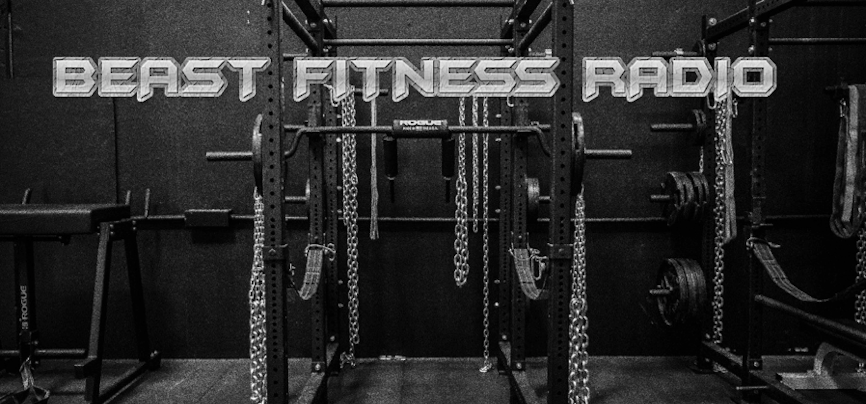Beast Fitness Radio's Podcast show art