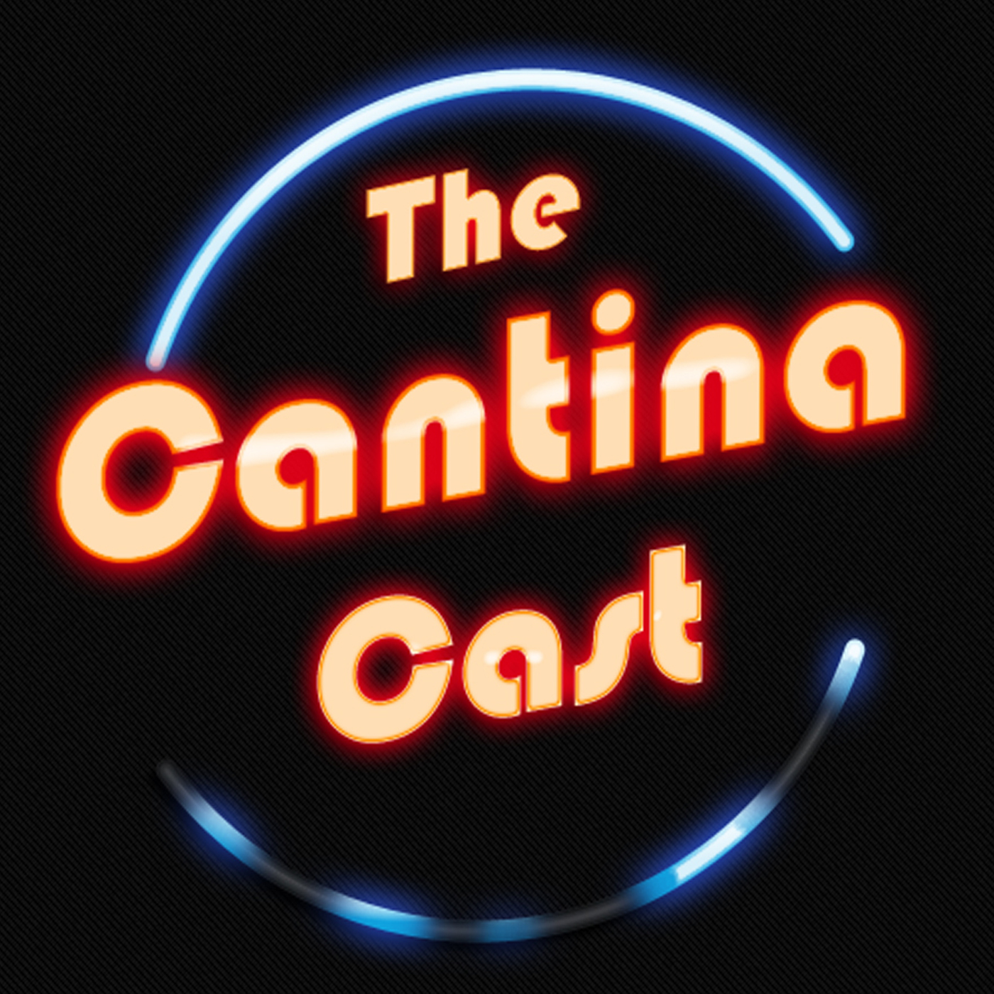 The Cantina Cast: A Star Wars Podcast, The Force Awakens News, Character Dissections logo