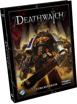 D6G Ep 71: Spartan Games Interview & Deathwatch RPG Detailed Review