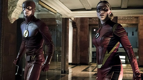 "Crimson Comet #59 The Flash 3x04 ""The New Rogues"""