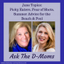 Artwork for Picky Eaters & Summer Swimmers: Ask The D-Moms