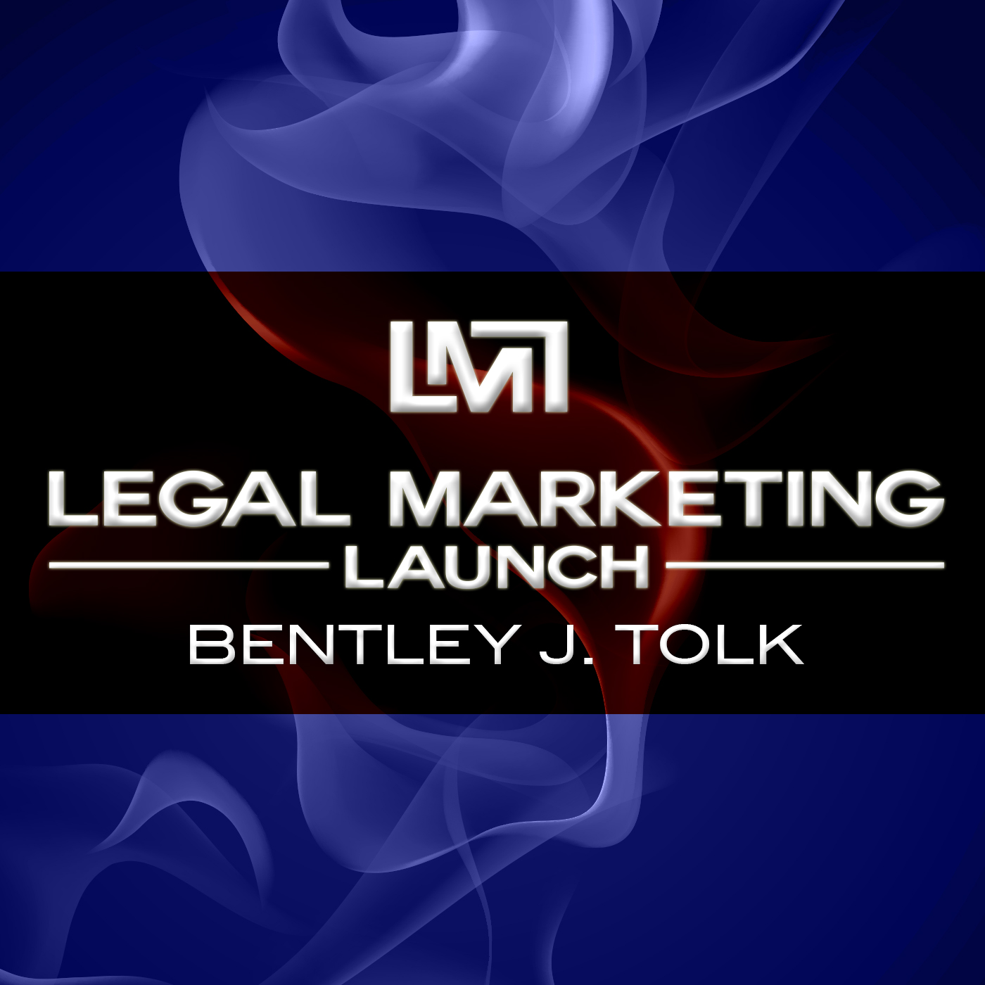 Legal Marketing Launch with Bentley Tolk show art