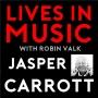 Artwork for Jasper Carrott. Where's the guitar gone?