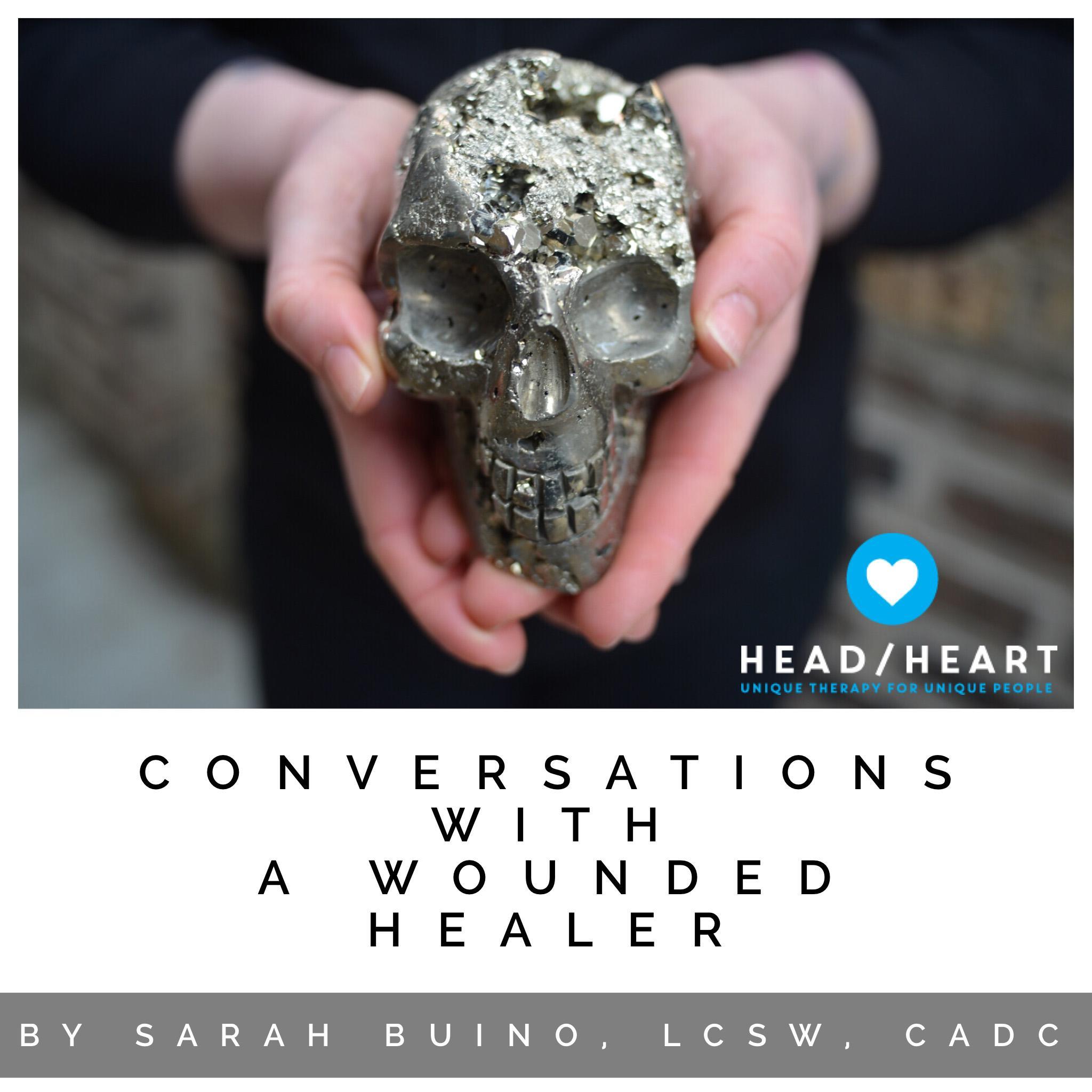 Artwork for 018 - Andrea Klunder - Reinventing Our Concept of Healer
