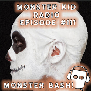 Monster Kid Radio #111 - Son of Ghostman's Kurt Larson - Midnight Syndicate's Edward Douglas