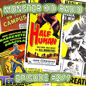 Monster Kid Radio #277 - Darwin Goes Hollywood: Evolution & Movie Horror with Frank J. Dello Stritto (from Monster Bash)