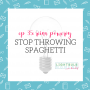 Artwork for 35: Reina Pomeroy: Stop Throwing Spaghetti
