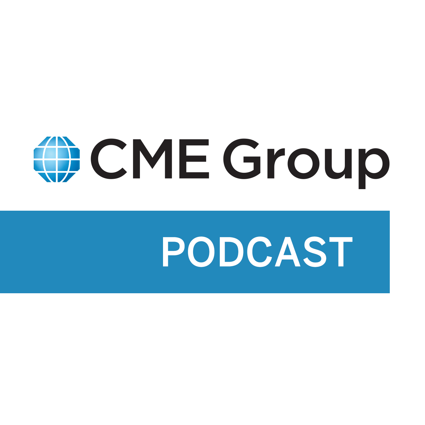 CME Group Podcast show art