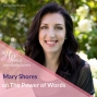 Artwork for Mary Shores on The Power of Words