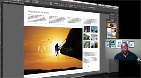 Adobe InDesign CC 2015 - Using Adobe Stock