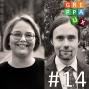 """Artwork for #14. """"Det handlar främst om känslor inte om teknik"""". Eleonor Grenholm & Jon Fällström om att arbeta med digital delaktighet"""