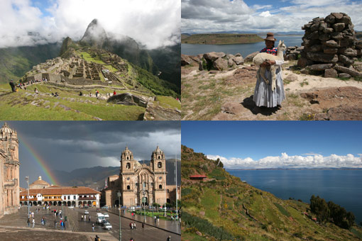 Earthoria P37: South Peru - Lake Titicaca, Cusco, Machu Picchu