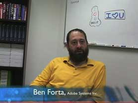 My interview with Ben Forta
