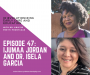 Artwork for Inclusive Tips and Solutions for Early Educators with Ijumma Jordan and Dr. Isela Garcia