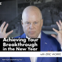 Artwork for Achieving Your Breakthrough in the New Year