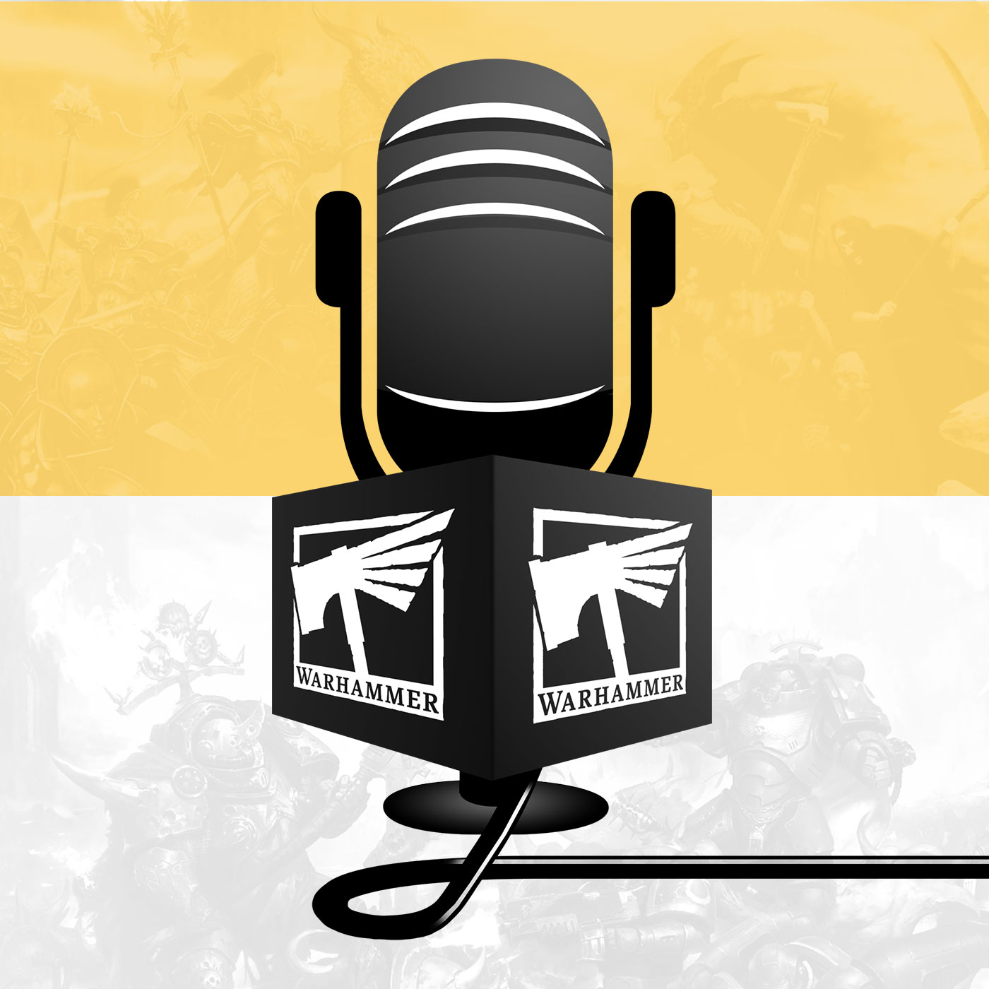 The Warhammer Community Podcast show art