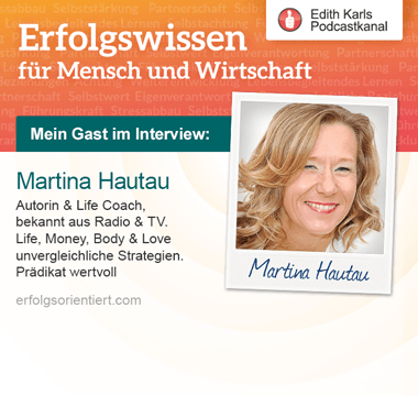 Im Gespräch mit Martina Hautau – Teil 2