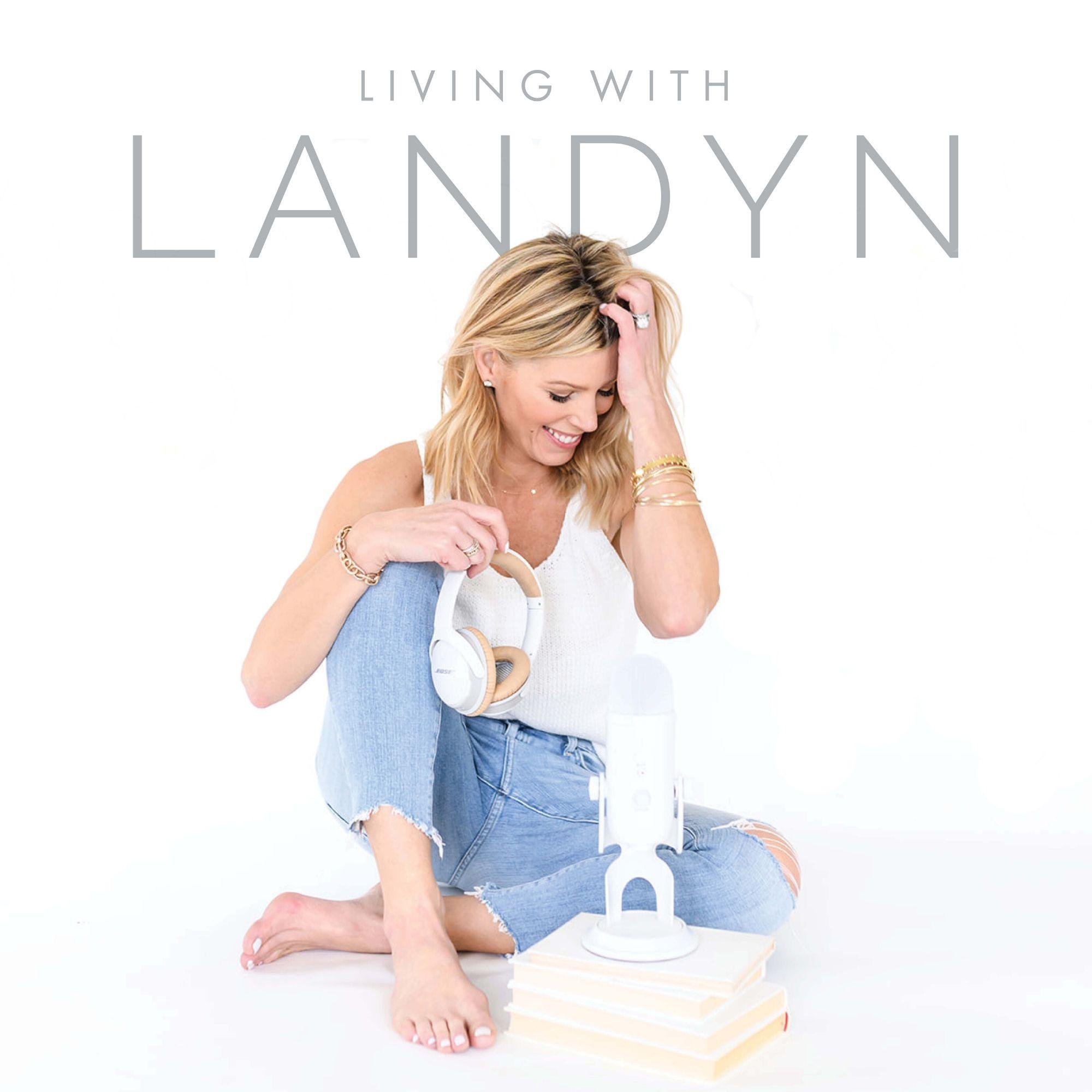 Living with Landyn with Landyn Hutchinson show art