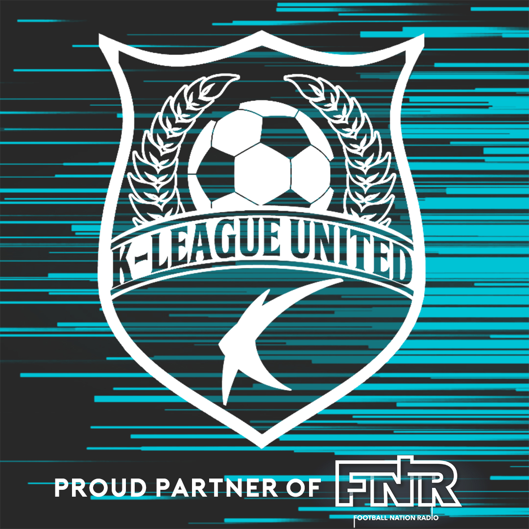 The K League United Podcast show art