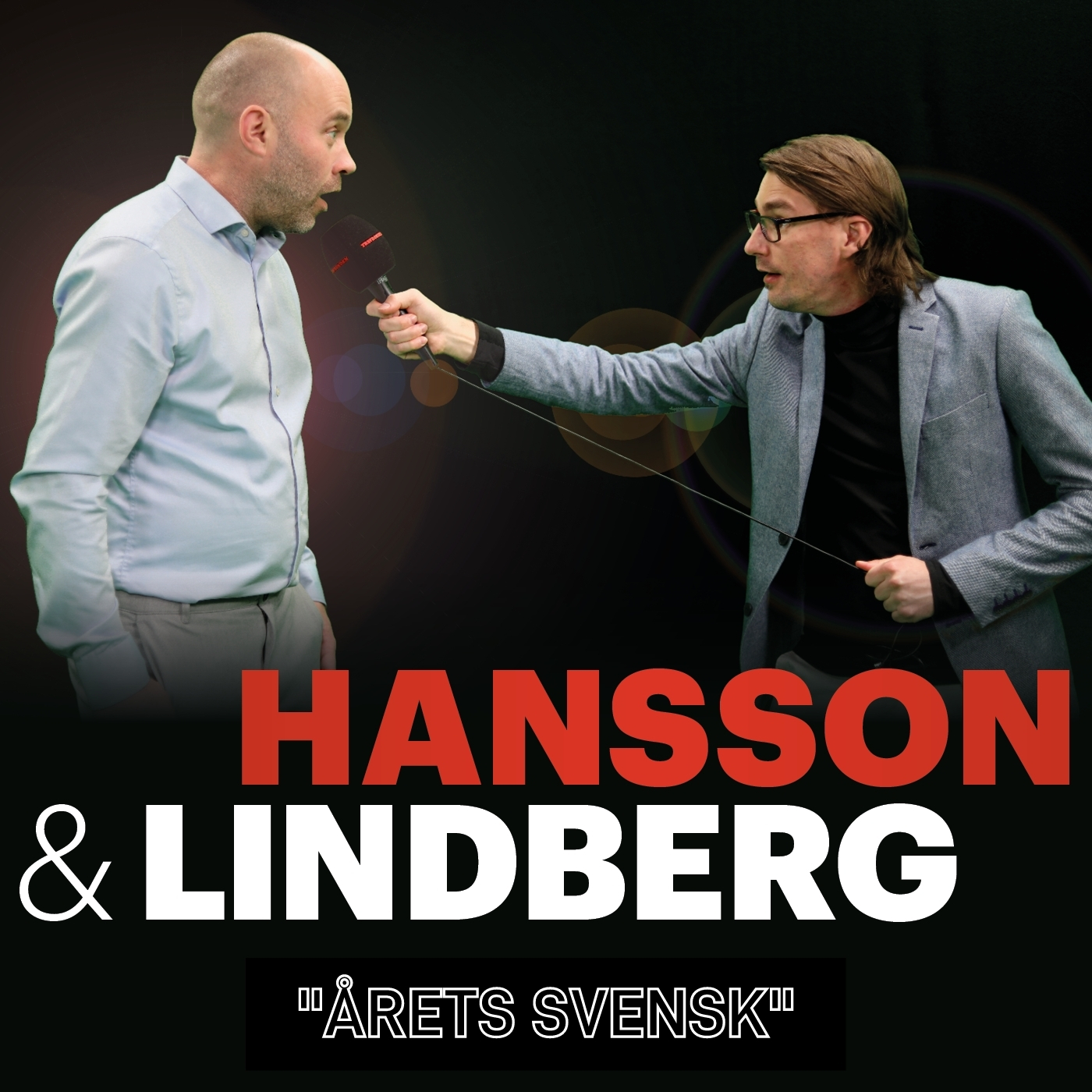 "4. Hansson & Lindberg - ""Årets svensk"""