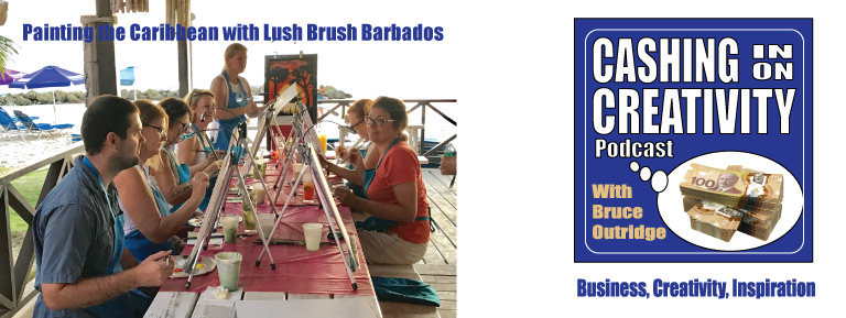 Lush Brush Barbados