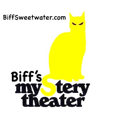 Biff's Mystery Theatre Ep 39 - Nightfall - How Did You Get My Name?, Future Fear & The Jogger